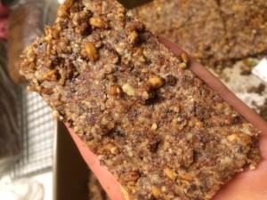 tara granola bar 1