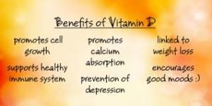 vitamin d positive
